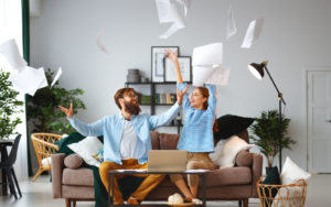 Get debt free as soon as possible? Bad advice!